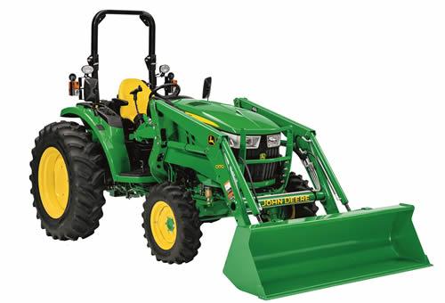 4 series tractors