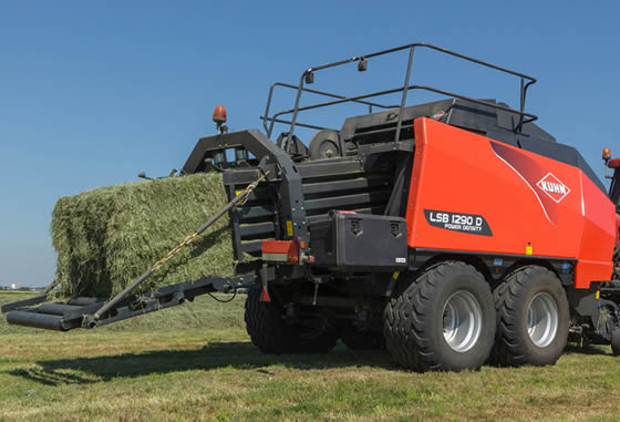 Emmetts - Staying Power - New Hay and Forage Equipment