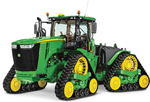 9 series tractor