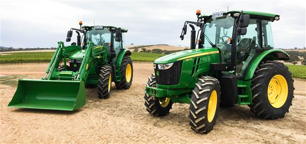 Our Customers Review the John Deere 5R - Emmetts Staying Power