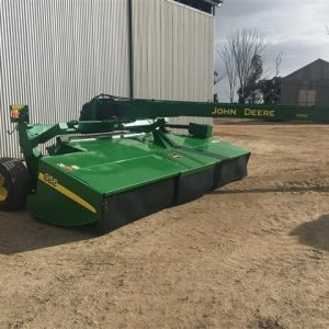 Mower Conditioner - Emmetts Staying Power