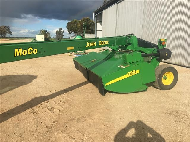 John Deere 956 - Emmetts Staying Power