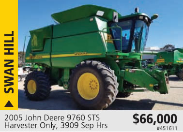 Emmetts John Deere - Staying Power - New and Used Farm