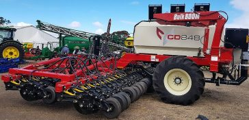 Bourgault releases CD848 coulter drill