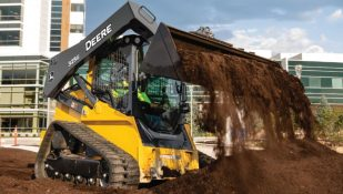 Emmetts expand into the Construction Market with John Deere mini excavators, skid steers and compact track loaders.
