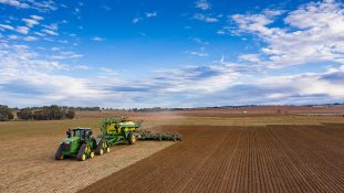 C650 John Deere Air Cart Launched in Australia- watch the walk around video by Emmetts